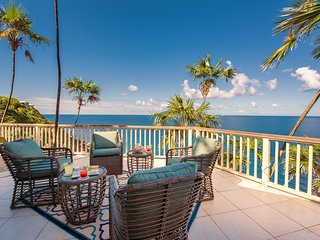 Escape the cold weather with the best down island views - Saint Thomas vacation rentals