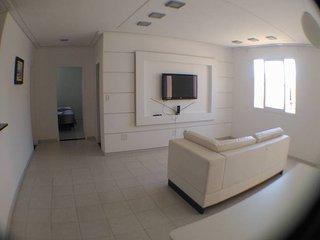 Ap. 2 quartos para 4 pessoas e adicionais de mais 4 - Aracaju vacation rentals
