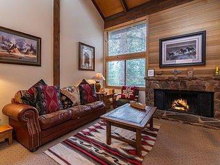 Ski, Snowboard or Hike: 2BR, 2BA Truckee Condo 1 Mile from Northstar - Truckee vacation rentals
