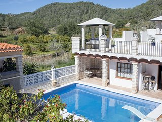 Villa with pool/jacuzzi/views, 5 mins to San Antonio - Ibiza vacation rentals