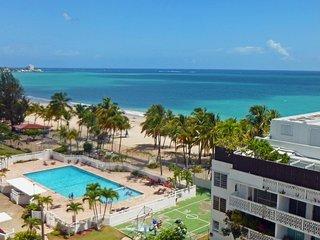Direct on Isla Verde Beach, Steps to Casinos - Isla Verde vacation rentals