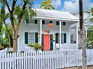 Chavez House! C 1870: New for Winter 2016! Spacious and Luxurious! - Key West vacation rentals