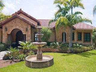 Majestic 5 bedrooms house in PACIFICO Resort - Playas del Coco vacation rentals