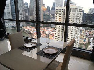 Chic Apartment @ Boat Quay & Clark Quay - Singapore vacation rentals