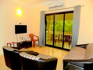 Serene Stay in a Penthouse in Siolim: CM020 - Siolim vacation rentals