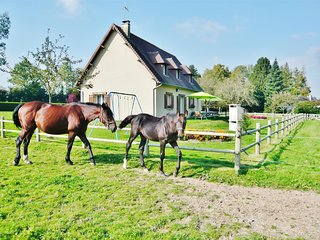 Stunning Calvados country house with garden, close to golf and Deauville beach - 10 people - Quetteville vacation rentals