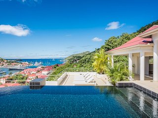 Beautiful Villa with Internet Access and DVD Player - Gustavia vacation rentals