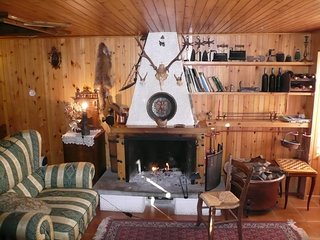 Nice Chalet with Television and Microwave - Andalo vacation rentals