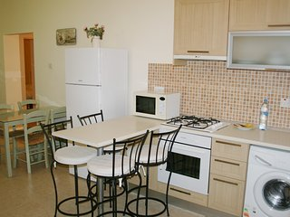 Nice 2 bedroom apartment with sea view, Valerius 17 - Trikomo vacation rentals