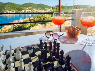 EVRIKLIA STUDIO - Vathy vacation rentals