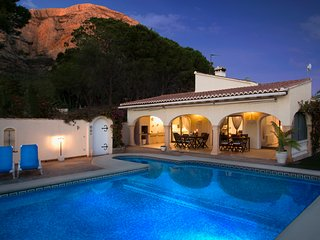 Detached villa with private pool , next to Montgo - Javea vacation rentals