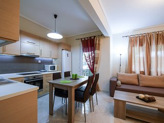 Spacious & new apt. next to city Centre - Thessaloniki vacation rentals