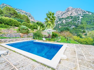CAN DET 1 - Villa for 5 people in Biniaraix - Biniaraix vacation rentals