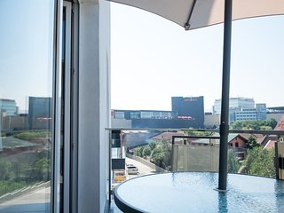 Domus I- modern apartment near Iulius Mall - Cluj-Napoca vacation rentals