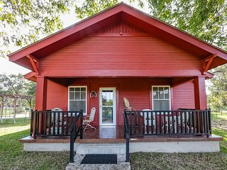NEW! 1BR Fredericksburg 'August Schmidt House' - Luckenbach vacation rentals