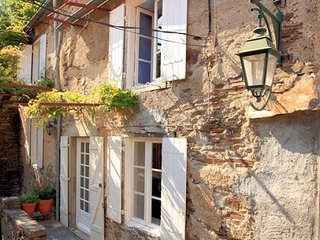 Cuxac-Cabardes cottage in South France, sleeps 8 with WiFi, UK TV & garden - Cuxac-Cabardes vacation rentals