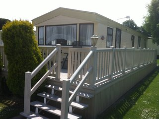 3 bedroom Caravan/mobile home with Deck in New Milton - New Milton vacation rentals