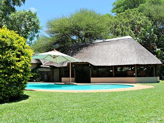 Beautiful Lodge with Internet Access and Washing Machine - Bela Bela vacation rentals