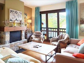 Amapola - Apartamento de 4 dormitorios y dos baños - Escarrilla vacation rentals