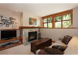 'The Woods' - 2BR w/ hot tub access - steps from Lost Lake! - Whistler vacation rentals