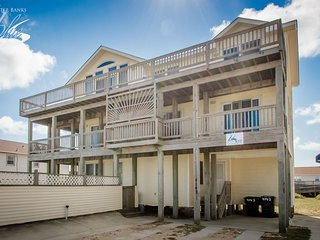 Comfortable 7 bedroom House in Kitty Hawk with Internet Access - Kitty Hawk vacation rentals