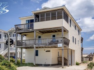 7 bedroom House with Internet Access in Nags Head - Nags Head vacation rentals