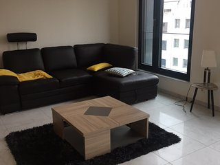 City Center Modern 2 Bedrooms apartment - Luxembourg City vacation rentals