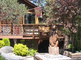 Designer Two-Story Sunbelt Cabin ~ Gorgeous Mountain & Valley Views - Idyllwild vacation rentals