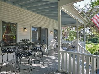 4BR, 2BA Charming 19th Century Boothbay Harbor Home - Boothbay Harbor vacation rentals