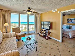2BR Direct Beach Front at Pelican, Great Balcony View, Spacious, Heated Pools - Destin vacation rentals