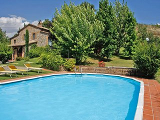 Nice House with A/C and Shared Outdoor Pool - Celle sul Rigo vacation rentals