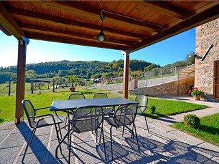 Nice 4 bedroom Villa in Teverina di Cortona - Teverina di Cortona vacation rentals