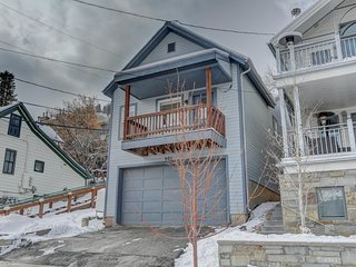 Lovely 3 bedroom Park City House with Deck - Park City vacation rentals