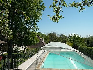 Le Chapitre - House with 2 rooms in Fleurac, with pool access, furnished garden and WiFi - Fleurac vacation rentals