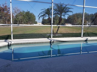 BASS LAKE ESTATES (4423GHL) - Spacious 4BR Pool Home, Master Goundfloor - Kissimmee vacation rentals