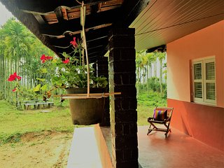 Nice Cottage with Housekeeping Included and Parking - Virarajendrapet vacation rentals
