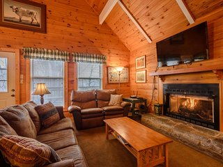 5BR Mountain Chalet with 2 King Suites, Hot Tub, Close to Beech Mountain Ski - Beech Mountain vacation rentals