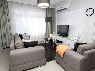 Patika Suites - Orange Citrine Central Modern 2 BR - Istanbul vacation rentals
