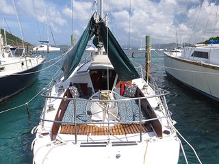 St. Thomas Floating Condos 35' - East End vacation rentals