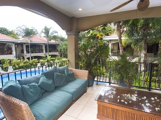 Second floor pool view - Unit #19 - Jaco vacation rentals