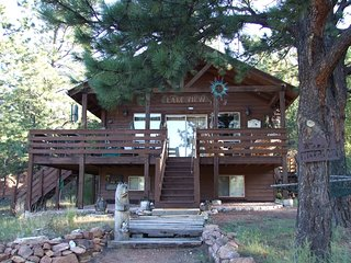 Family-Pet Friendly Mountain Getaway - Woodland Park vacation rentals