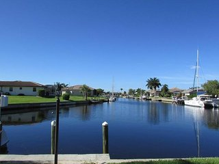 Beautiful Waterfront Home, Sailboat Depth, Private Pool - Punta Gorda vacation rentals