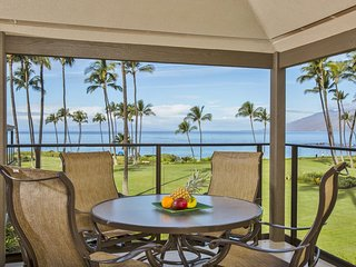 Wailea Elua Platinum Oceanfront, Owner Direct, Fully Renovated in December 2016! - Wailea vacation rentals