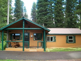 3 bedroom Cabin with Satellite Or Cable TV in West Glacier - West Glacier vacation rentals