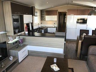 Muirfield Close 13 (Swift Lodge) - Craig Tara Deluxe Caravan Holidays - Alloway vacation rentals