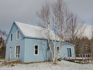 Cape Breton Farmhouse Lodging on the Cabot Trail - Birch Plain vacation rentals