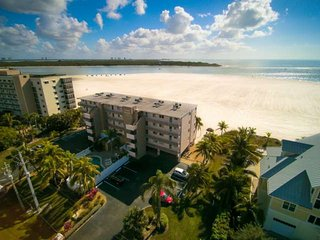 Check Out Special Summer Rates! Private Beachfront, Awesome Gulf View, Heated - Fort Myers Beach vacation rentals