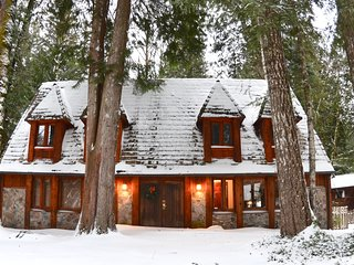 Alpine Chalet  w/ Private Hot Tub - Rhododendron vacation rentals