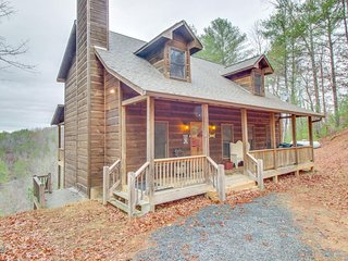 Dog-friendly mtn. views, private hot tub, movie lounge, access to shared pools, - Ellijay vacation rentals