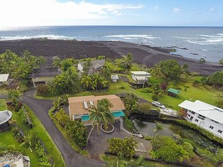 Beautiful Remodeled Home with a Geothermally Heated Warm Pond - Pahoa vacation rentals